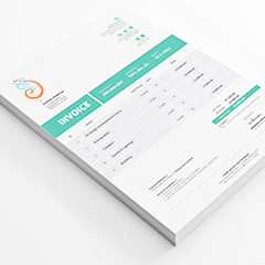 invoice booklets