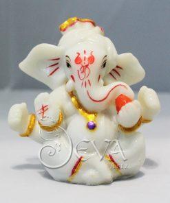 small-ganesha103(white)