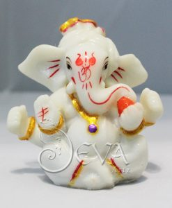 small-ganesha103(white)