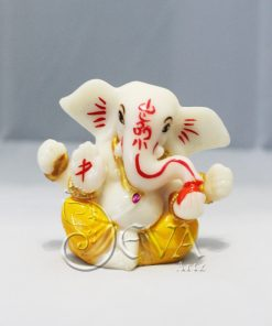 small-ganesha117(yellow)