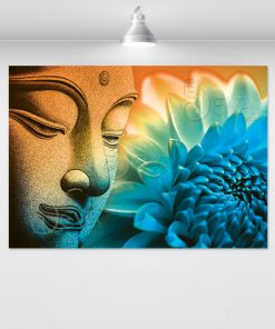 the-great-buddha-orange-blue