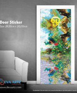 door sticker-10