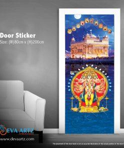 door sticker-11
