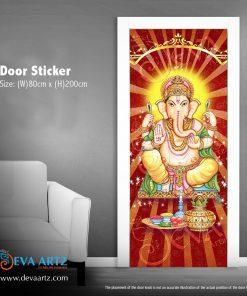 door sticker-15