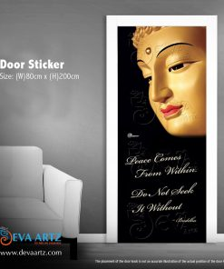 door sticker-16