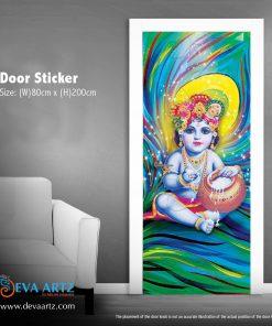 door sticker-17