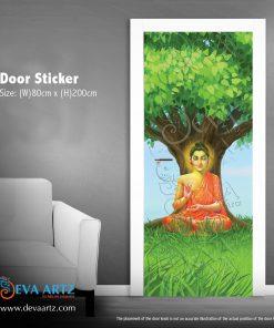 door sticker-19