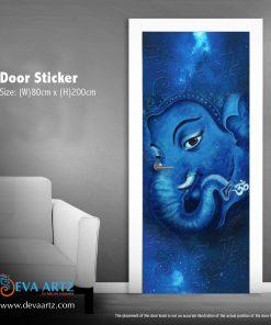 door sticker-21