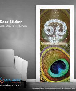 door sticker-29
