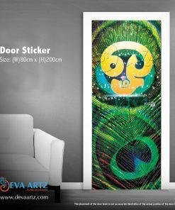 door sticker-31