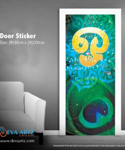door sticker-32