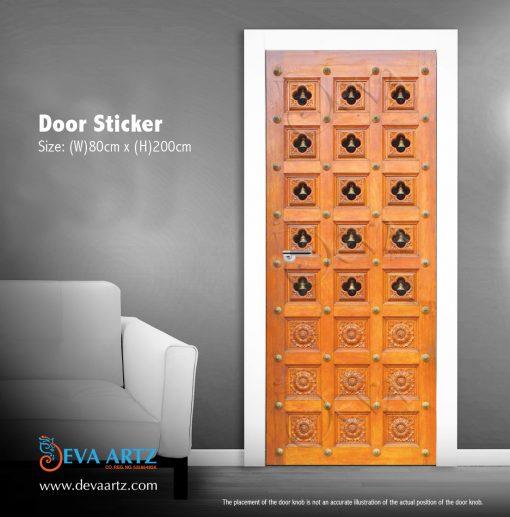door sticker-41