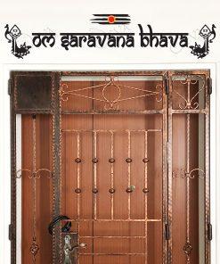 peacock-saravana-bhava-decal