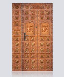 HDB Main Door Sticker